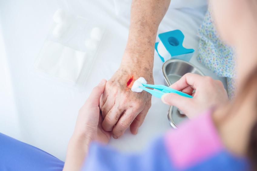 soin infirmière à domicile
